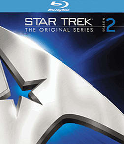 Star Trek Original Series 2 Blu-ray