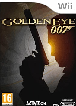 Goldeneye Wii Cover Art