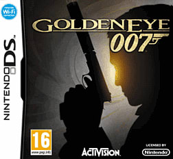 007: Goldeneye DSi and DS Lite Cover Art