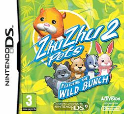 Zhu Zhu Pets Wild Bunch DSi and DS Lite