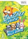 Zhu Zhu Pets Wild Bunch Wii