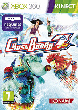 Cross Board 7 Xbox 360 Kinect Cover Art