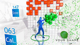 Your Shape Fitness Evolved - Kinect screen shot 3