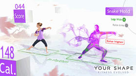 Your Shape Fitness Evolved - Kinect screen shot 5