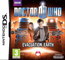 Dr Who: Evacuation Earth DSi and DS Lite
