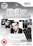 We Sing: Robbie Williams (with 2 Microphones) Wii