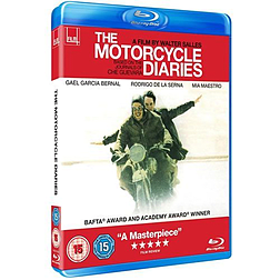 Motorcycle Diaries The Blu-ray