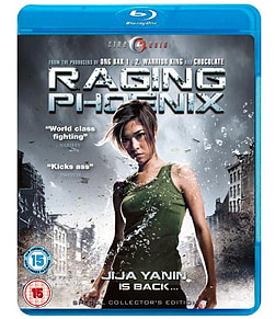 Raging Phoenix Blu-ray