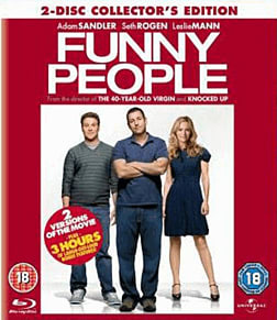 Funny People Blu-ray
