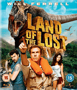 Land of the Lost Blu-ray 