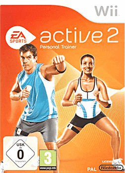 EA Sports Active 2 Wii Cover Art