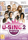 U-Sing 2 (with 1 Microphone) Wii