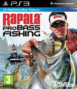Rapala Fishing (with Rod) PlayStation 3