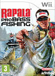 Rapala Pro Bass Fishing (with Rod) Wii