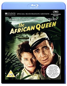 African Queen: Restoration Edition Blu-ray
