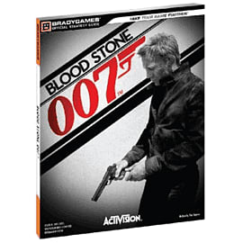 James Bond Bloodstone Official Strategy Guide Strategy Guides and Books