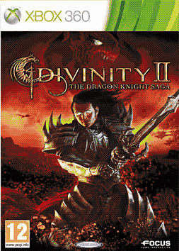 Divinity 2: Dragon Knight Saga Xbox 360 Cover Art