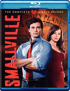 Smallville - The Complete Eighth Season Blu-ray