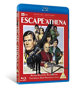 Escape To Athena Blu-ray
