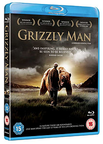 Grizzly Man Blu-ray