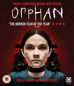 Orphan Blu-Ray 