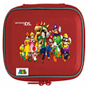 DSi Super Mario Family Hard Pouch Accessories