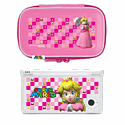 DSi Princess Peach Protector Kit Accessories