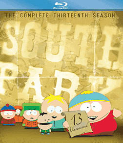 South Park Series 13 Blu-Ray