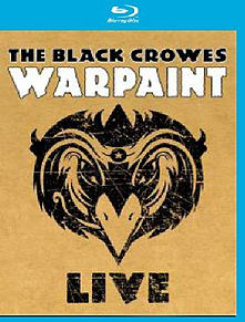 The Black Crowes - Warpaint Live Blu-ray
