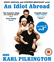 Karl Pilkington: An Idiot Abroad Blu-ray