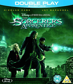 The Sorcerer's Apprentice Blu-Ray