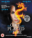 The Girl Who Played With Fire Blu-ray