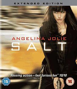 SALT Blu-Ray