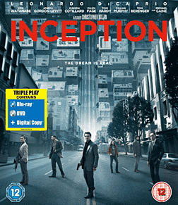 Inception (Blu-ray) Blu-Ray