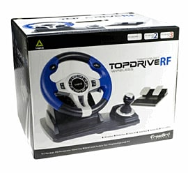 Logic 3 Top Drive Freebird RF Wheel Accessories