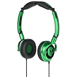 Skullcandy Lowrider Green and Black Electronics