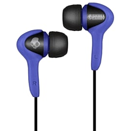 Skullcandy Smokin Buds Blue and Black Electronics 
