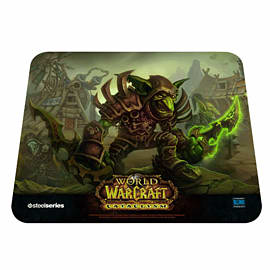 SteelSeries QcK World of Warcraft Cataclysm: Goblin Edition Accessories