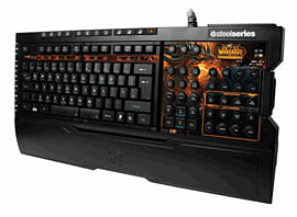 World of Warcraft Cataclysm Gaming Keyboard Accessories