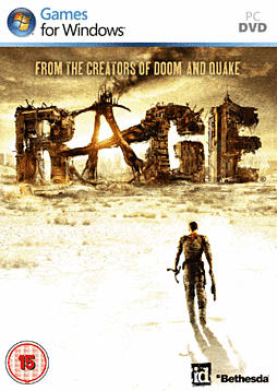 Rage PC Games and Downloads Cover Art