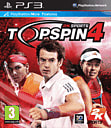 Top Spin 4 (Move compatible) PS3