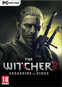 The Witcher 2: Assassins of Kings Premium Edition PC Games and Downloads Cover Art