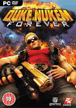 Duke Nukem Forever PC Games and Downloads Cover Art