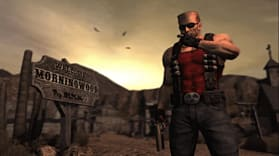 Duke Nukem Forever screen shot 5