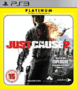Just Cause 2 Platinum PlayStation 3