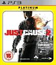 Just Cause 2 Platinum PlayStation 3
