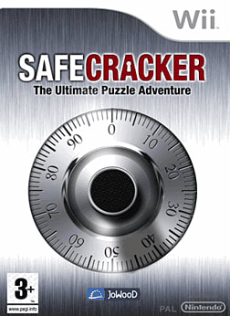 Safecracker Wii Cover Art