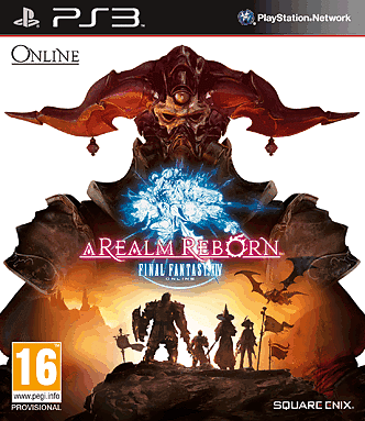 Final Fantasy XIV: A Realm Reborn on PlayStation 3