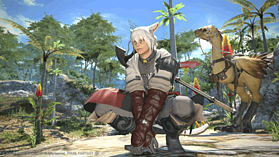Final Fantasy XIV: A Realm Reborn screen shot 4