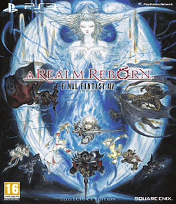 Final Fantasy XIV: A Realm Reborn Collector's Edition PlayStation 3